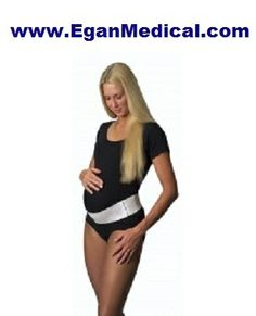 Mini Cradle #Maternity Belt - www.EganMedical.com - $19.95 | #MaternityBelt