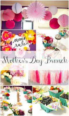 The prettiest way to celebrate mom!