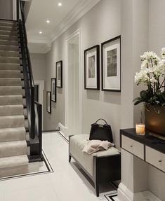 Create a warm and welcoming hallway with these key principles and ideas to use in your home