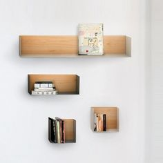 MP Interior: furniture » shelves bookcases » u shelf little white universo positivo » | Furniture and decoration. Mobles Palafrugell Girona
