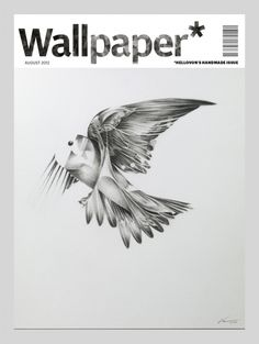 best masthead in the biz  ///  Wallpaper* — hand-made 2012 - Creative Journal