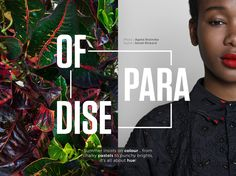 Editorial - Of Paradise - Nail Artist, Fashion Editorials, Editorial Fashion, Paradise, Stylists, Models, Colour, Inspired, Makeup