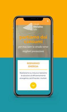Energie Alternative - Responsive Website Digital Marketing, Alternative, Website, Phone, Telephone, Mobile Phones