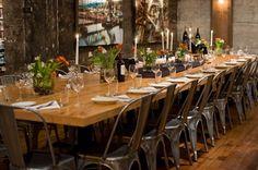 Kaper Design; Restaurant & Hospitality Design Inspiration: Local 360