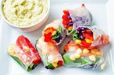 Nutrisystem provides a delicious and healthy recipe for Vegetable Spring Rolls you'll love whether you're trying to lose weight or just want to eat better.