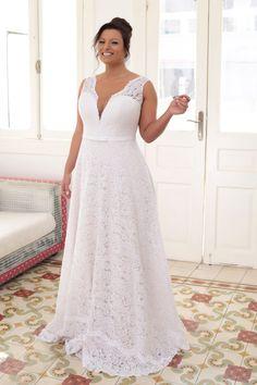 3ad18d80c94e28798fe09d2c57600d54--elegant-dresses-lace-wedding-dresses.jpg (736×1104)