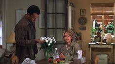 Joe (Tom Hanks), Kathleen (Meg Ryan) ~ You've Got Mail (1998) ~ Movie Photos #amusementphile