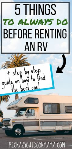 Rent Camper, Rent Rv, Places To Rent, Cool Places To Visit, Rv Travel, Travel Trailers, Travel Tips, Camping Glamping, Camping Ideas