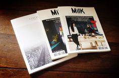 Cereal 5 / Milk deco 6 & 7 - Graphic Exchange