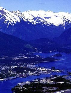 Sitka - my Mom was born and raised here and I lived here until I was about 5 or 6.  My home of heart!