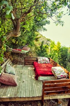 Amazing Dreamy Outdoor Space