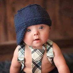 8 month old Camden from North Carolina. ♥ Down syndrome awareness