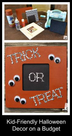 trick or treat frame
