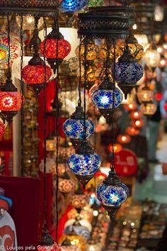 Luminárias | Istambul | Turquia