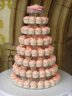 Wedding cupcake tower? The Yummy Cupcake Company.