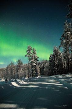 Aurora, Nature, Northern Lights, Winter, Travel, Art, Winter Time, Art Background, Naturaleza