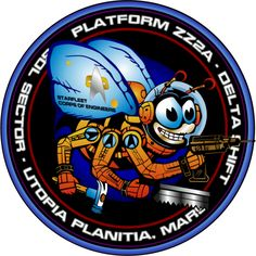 Starfleet Corps of Engineers - Utopia Planitia