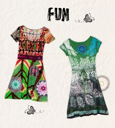 FUN! It's Fun time at http://www.desigual.com Come to join us and discover the new collection