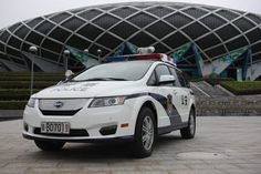 "BYD has inked a deal in China for 500 all-electric cars designed to satisfy the ""demands of police vehicles to perform daily patrol and law enforcement."""