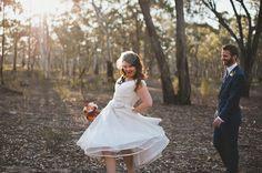 A GUNYAH VALLEY WEDDING: LOZ   SHOCK
