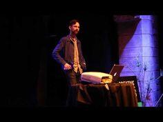 James Greig | Self-care for the creative soul | CreativeMornings/EDI