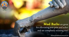 Mud Baths are great for alleviating join pain and aches and are completely relaxing too! De stressing, detox, improved circulation, improved pH balance and smooth skin are some of the health benefits of mud bath. Mud Bath, Liver Detoxification, Stress Tests, Improve Circulation, Calf Muscles, Cardiovascular Disease, Cholesterol Levels, Regular Exercise, Smooth Skin
