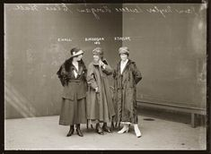 Elsie Hall, Dulcie Morgan, Jean Taylor c. 1920 The names inscribed here do not appear in police records for 1920-21, and it is likely the women were photographed simply because they were found in the company of known criminals. A copy of this photograph has been sighted elsewhere in police archives, in which the figure here labelled 'D Morgan' is additionally annotated 'lives with Paddy Brosnan'.