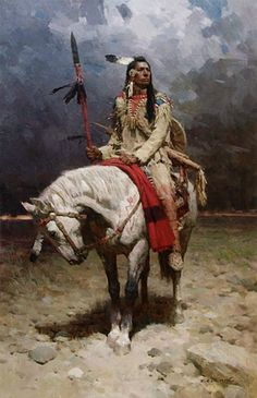 Special offer--TOP Western Art oil painting-American natives Indian with horse hand painted shipping cost Native American Paintings, Native American Pictures, Native American History, Indian Paintings, Art Paintings, Native American Warrior, Painting Art, Native Indian, Native Art