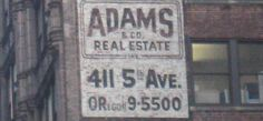 real estate signs 1960 - Google Search