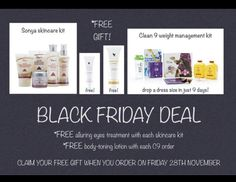 Forever Living -Black Friday offers #offers #weightloss