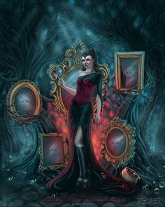 Evil Queen Complex by autumnsmuse on DeviantArt