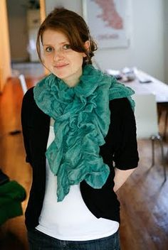 catch & release scarf