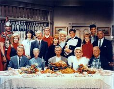Beverly Hillbillies and Green Acres