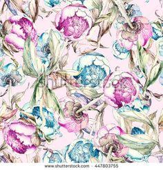 Image result for flower Digital, Flowers, Painting, Image, Art, Art Background, Painting Art, Kunst, Paintings