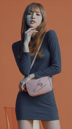 Lisa Bp, Blackpink Jennie, Blackpink Fashion, Korean Fashion, Blackpink Funny, Lisa Blackpink Wallpaper, Black Pink Kpop, Blackpink Photos, Blackpink Jisoo