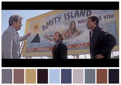 Jaws (1975) dir. Steven Spielberg