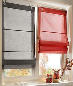 heine home - Buy Roman blinds in one color from the heine online shop- heine home – Raffrollo unifarben im heine Online-Shop kaufen Roman blind - Home Curtains, Curtains With Blinds, Kitchen Curtains, Bathroom Curtains, Window Curtains, Window Coverings, Window Treatments, Diy Blinds, Blinds For Windows