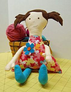 DIY doll