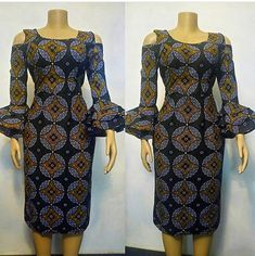 The best of ankara fashion styles to rock in a weekend like this, look marvelous, stunning and beautiful in your favorite African fashion fabric this weekend African Dresses For Women, African Attire, African Wear, African Fashion Dresses, African Women, African Print Dress Designs, African Print Dresses, African Print Fashion, Fashion Fabric