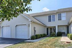 This condo in the quiet community of Fairfield, Fairview Township, is move-in ready! 1-car garage, central air and private patio. Open floor plan and spacious living room with gas fireplace. Convenient to I-83, for easy commutes to Harrisburg and York. http://www.rsrrealtors.com/news/786/move-in-ready-condo-fairview-township #newlisting #realestate #etters