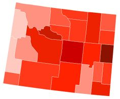#Wyoming sex #offender map