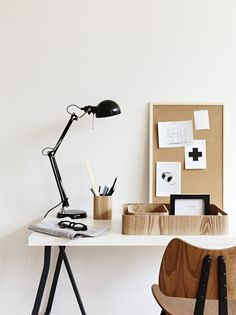 Work Happily with These 50 Home Office Designs ---- For Men Organization Ideas Farmhouse Design For Two Small Desk Work From Guest Room Library Rustic Modern DIY Layout Built Ins Feminine Chic On A Budget Storage Inspiration Bedroom Ikea Colors With Couch Home Office Space, Office Workspace, Home Office Design, Office Designs, Small Workspace, Home Office Inspiration, Workspace Inspiration, Office Ideas, Office Decor