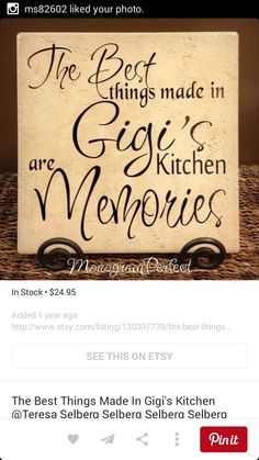 Must have this... Cool Things To Make, Things To Come, How To Make, Grandmother Quotes, Piece Of Me, Sign I, Vinyl Projects, Creative Inspiration, To My Daughter