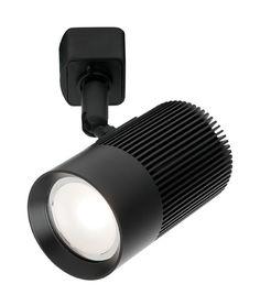 Cowley 9W LED Track Light - Black | Mercator