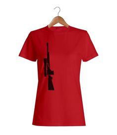 Idagun Women's T-Shirt    Great Idaho Apparel from Go Out Local #GoOutLocal #OnlyinIdaho #Boise #Idaho #MensApparel #HydroFlask #womansApparel #Hats