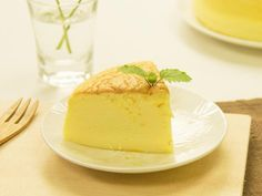 Cotton baked cheese cake
