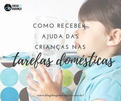 Como receber ajuda das crianças nas tarefas domésticas :http://blogchegadebagunca.com.br/como-receber-ajuda-das-criancas-nas-tarefas-domesticas/?utm_source=feedburner