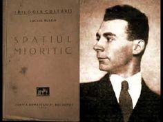 Lucian Blaga, Romanian poet-Lucian Blaga recitând poezia 'Trezire'-din volumul…