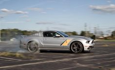 View 2014 Roush Stage 3 Ford Mustang Photos from Car and Driver. Find high-resolution car images in our photo-gallery archive. Roush Mustang, 2014 Ford Mustang, Ford Gt, Ford Mustangs, My Dream Car, Dream Cars, Roush Stage 3, Ford News, Car Images