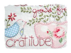 Thanks for your patience with this month's Gentle Domesticity block. Over the last couple of weeks I've spent a lot of time resting a. Annie Downs, Hand Embroidery, Needlework, Eye Candy, Cross Stitch, Crafty, Quilts, Sewing, Pattern